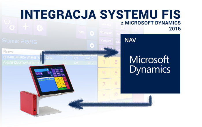 Integracja POS MS DYNAMICS