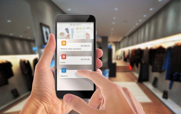 Mobilny Dashboard Flashcom