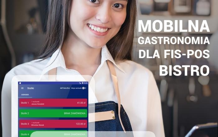 Mobilna Obsługa POS w gastronomii