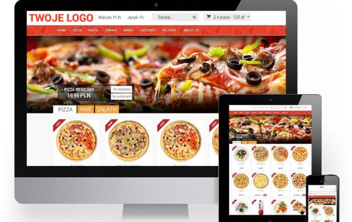 System zamówień on-line dla gastronomii
